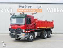 camion Mercedes 2635 K 6x4, Front Anbauplatte