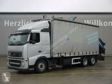 camión Volvo FH 420, 6x2, Palfinger PK 29002, Jib