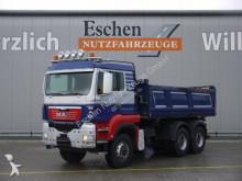 camion MAN TGS 26.440 6x6 BL 3-S-Kipper, Bordmatik, Bl/Lu
