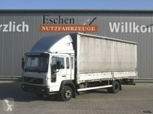 camion Volvo FL 6 L 42-R 4x2, Klima, Schiebeplane, Bl/Lu