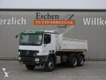 Mercedes 3341 AK 6x6 3-S-Kipper, AP Achsen, Blatt, Klima truck
