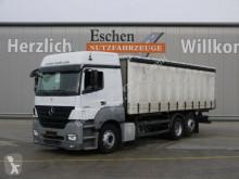 camion Mercedes 2540 LL, Axor, Retarder + Wechselbrücke