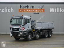 camion MAN TGS 35.400 BB, 8x4, Dautel, Bordmatik, AP Achse