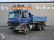 camión Mercedes 3340 AK,6x6, Klima, AHK, Blatt