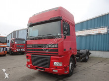 DAF FAR 95-430XF SSC CHASSIS (EURO 2 / ZF16 MANUAL GEARBOX / LIFT-AXLE) truck