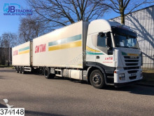 ciężarówka z przyczepą Iveco Stralis 420