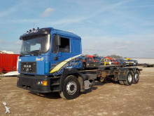 MAN chassis truck