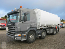 ciężarówka cysterna Scania