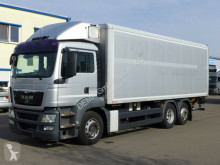 MAN TGS 26.320*Euro 5*Carrier Supra 850*LBW*Lift*TÜV truck
