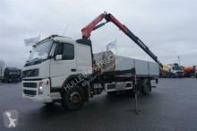 camion Volvo FM9 380 CRANE TRUCK MANUAL FASSI F150