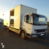 used plywood box truck
