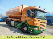 Scania food tanker truck