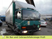 camion Mercedes Atego 1018 Schiebe Plane und LBW