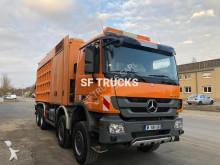camion aspirateur Mercedes