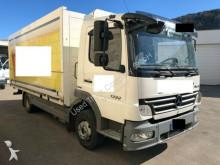 camion Mercedes 1222L Getränke-Koffer, Schwenkwand, Euro4