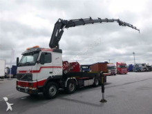 Volvo FH16.470 8X4 MANUAL CRANE/KRAN HIAB 550 + JIB (2 truck