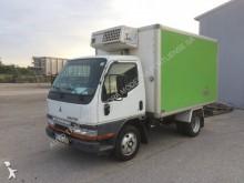 Mitsubishi refrigerated truck