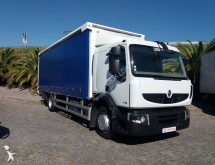 used tautliner truck