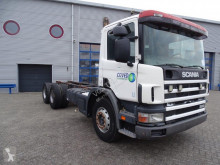 Scania 114-380 / MANUAL/ / LOW KILOMETERS / 2002 truck