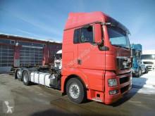 MAN 26.440 TGX Retarder Euro 5 BDF 2-Abstellhöhen truck