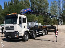 MAN standard flatbed truck