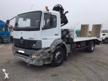 transport utilaje Mercedes