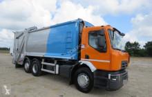camion Renault D 320 6X2