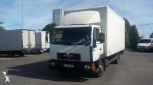 -48h 6 Camión furgón MAN 8.163 4.500 2000 650 000 km8t - 4x2 - Euro 2 - rampa el