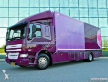 camion DAF CF65.250 SLAAPCABINE EURO 5 BLOEMEN VERKOOP THEO