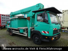Mercedes aerial platform truck