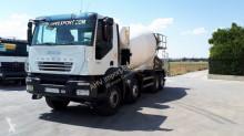 -48h 7 Camión hormigón cuba Mezclador Iveco CAMION HORMIGONERA IVECO 380 8X4 200