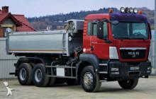 camião MAN TGS 33.400 Kipper+Bordmatic 5,20 m 6x4Topzustand