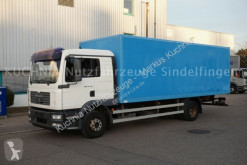 camion MAN TGM 15.240 BL Langes-Haus Koffer 7,1m Euro-4