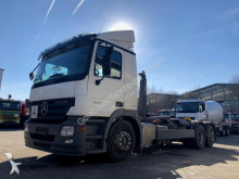 camion Mercedes Actros 2541 L 6x2 Euro 5 Abrollkipper Meiller