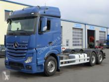 Voir les photos Camion Mercedes Actros 2545*Euro 5*Retarder*Lift*Klima*TÜV*