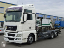 MAN TGX 26.440*Euro5*Klima*Kühlbox*In truck