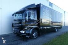DAF CF65.220 4X2 BOX EURO 5 NL REGISTRATION truck