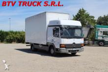 vrachtwagen Mercedes Atego ATEGO 818 MOTRICE FURGONATA 2 ASSI