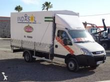 -24h 7 Camión caja abierta Iveco Daily 65C15 14.000 2011 168 693 km Garantía mat