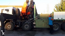 -24h 6 Camión caja abierta Volvo FM 360 2008 102 800 km8x4 - Euro 4 - Grúa - 360