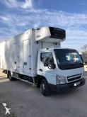 Mitsubishi multi temperature refrigerated truck