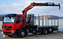 ciężarówka Volvo FE 300 Pritsche 6,40m+Kran Topzustand! 6x2