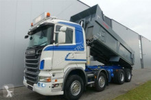 Scania R500 8X4 FULL STEEL HUB REDUCTION EURO 5
