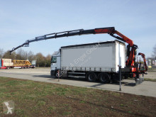 camion Mercedes ACTROS 2641 L 6x4 Palfinger Kran PK 29002 -KLIMA