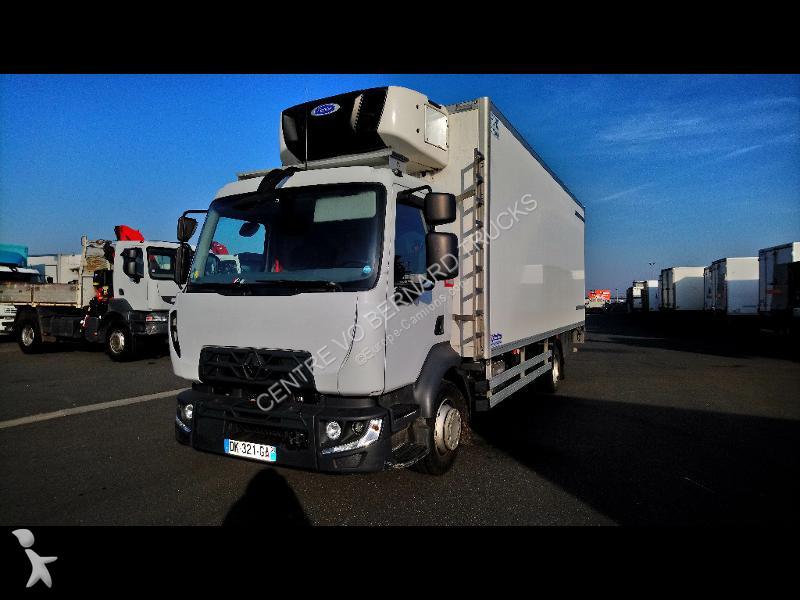 Camion Renault D12 MED P4X2 210E6 DTI5L