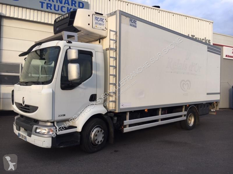 Camion Renault 220.12 LIGHT