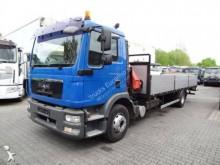 -24h 6 Camión caja abierta MAN TGM 15.240 2009 369 000 km4x2 - Euro 4 - Grúa - 2