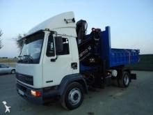 -24h 4 Camión caja abierta DAF LF55 250 2004 580 100 km4x2 - Euro 4 - Grúa - 250