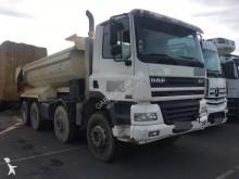 DAF half-pipe tipper truck