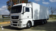 -24h 7 Camión furgón MAN TGX 26.440 2011 443 000 km6x2 - Euro 5 - 440 CV hace 20